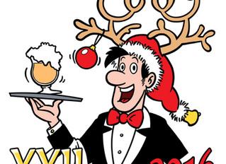 Dank aan iedereen voor een geweldig Kerstbierfestival!
