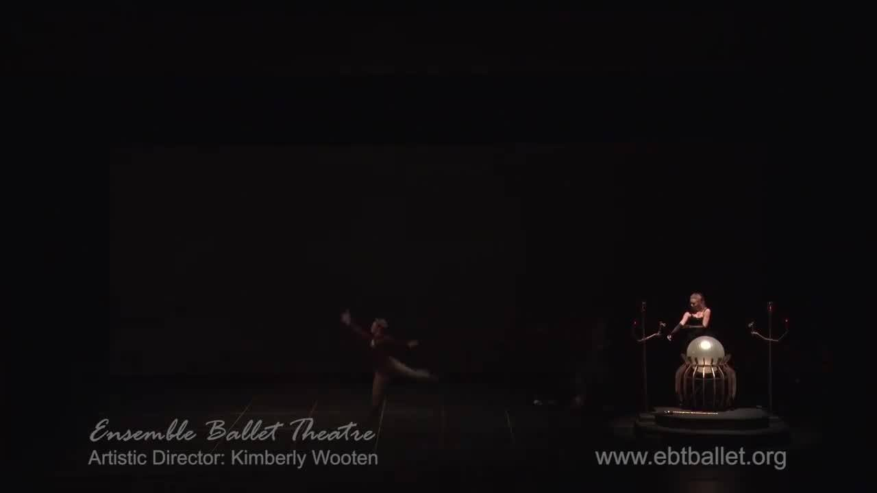 A scene from 'Wizard of Oz' presented by Ensemble Ballet Theatre