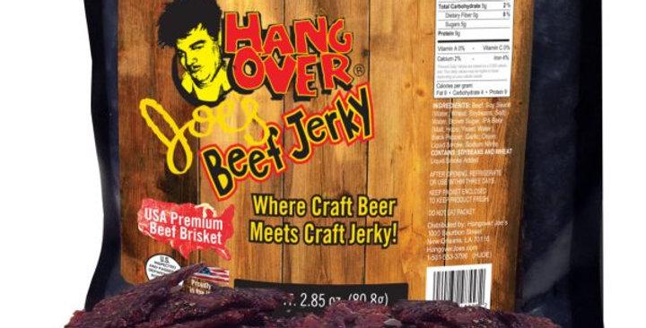 IPA Beer Cured Jerky