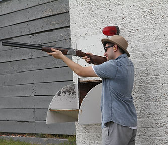 Try Clay Target Shooting