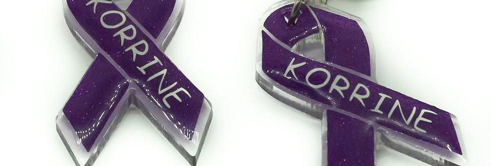 Rett Keychain charm