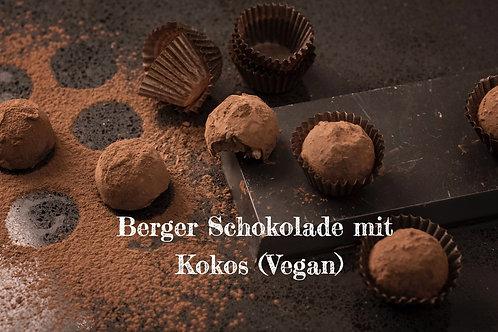 Berger Schokolade - Bio mit Kokos gefüllt (Vegan)