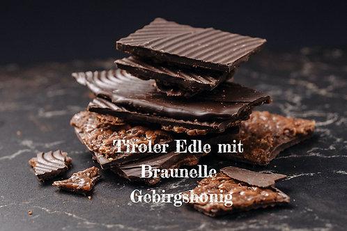 Tiroler Edle mit Braunelle Gebirgshonig von der Tiroler Ur Biene