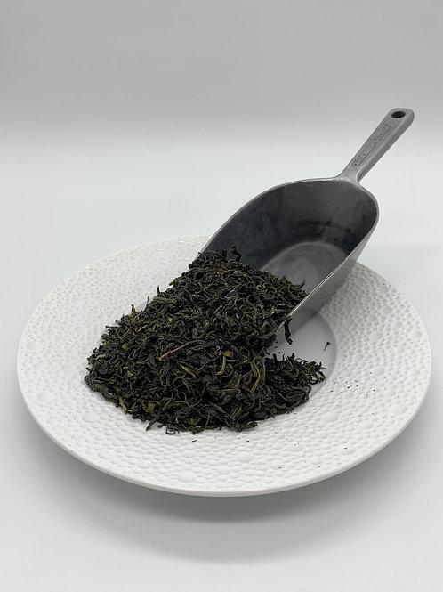 Grüner Tee mit Jasmin