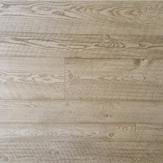 Rustic White Wash Oak