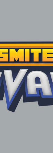 Logo for mobile game SMITE: Rivals