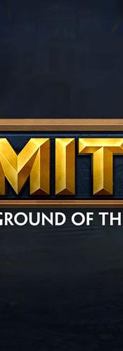 Logo for SMITE