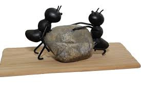 Robot Ants – challenges of moving from big to small business