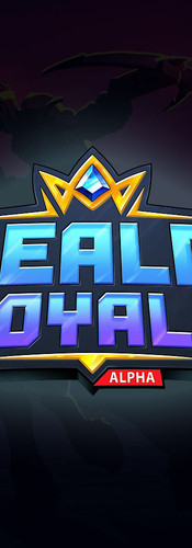 Logo for video game Realm Royale