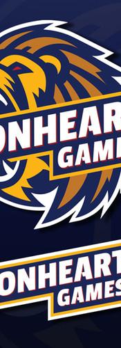 Logo for Lionheart Games