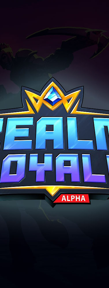 Logo for Realm Royale