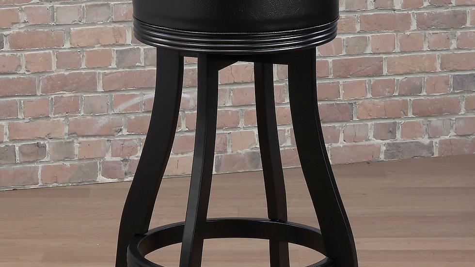 Designer Stool in Black