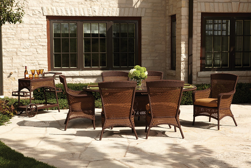 Grand Traverse Outdoor Dining Collection