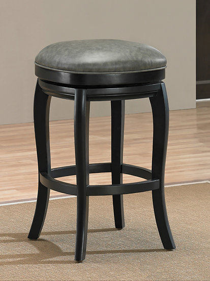 Madrid Stool in Charcoal