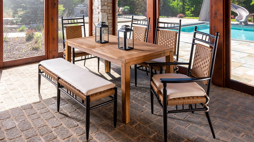 Low Country Outdoor Dining Collection