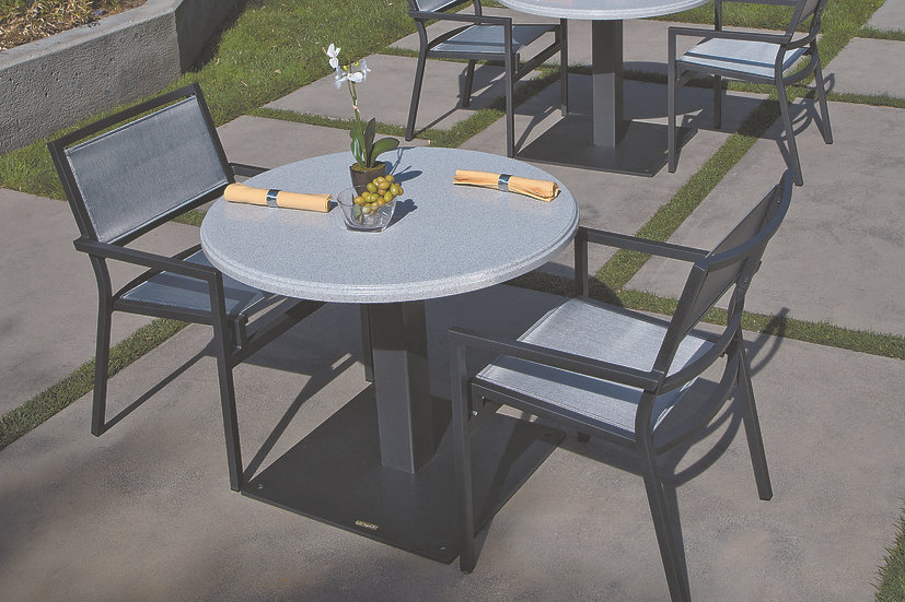 Cabana Club Sling Outdoor Dining Collection
