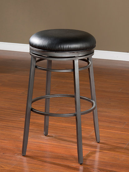 Silvano Stool in Flint