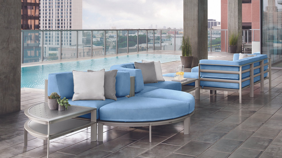 Parkway Modular Seating Collection