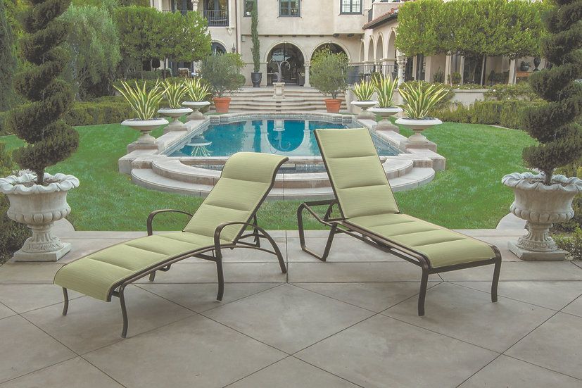 Spinnaker Outdoor Chaise Lounge