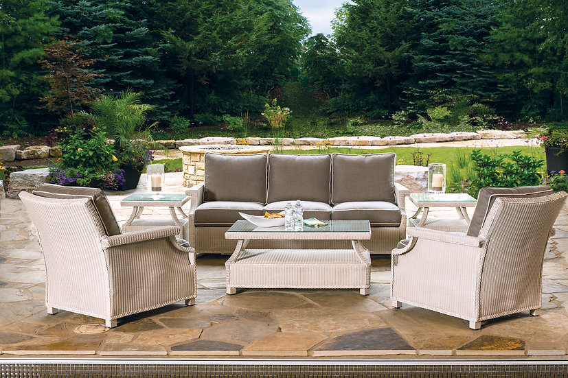 Hamptons Outdoor Seating Collection