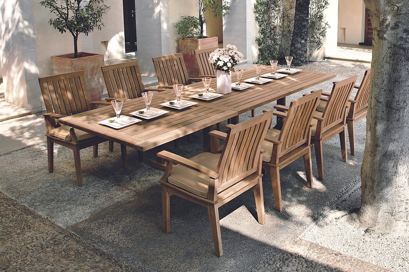 Ventura Outdoor Dining Collection