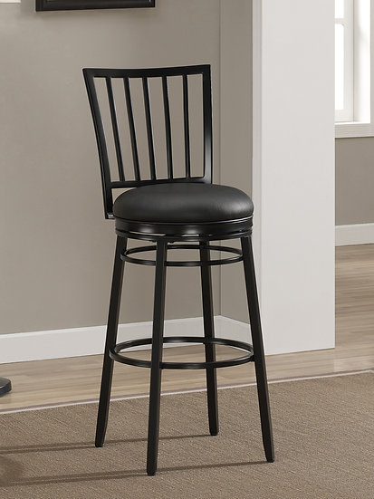 Easton Stool in Black