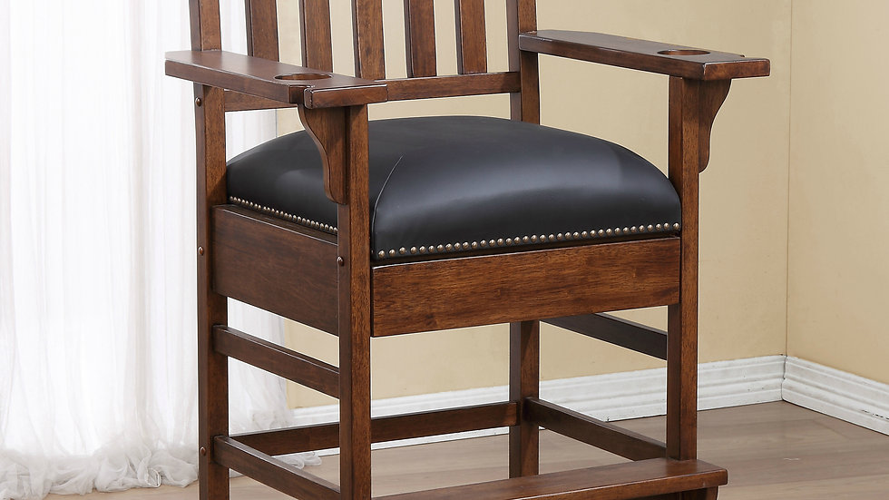 King Chair in Sable