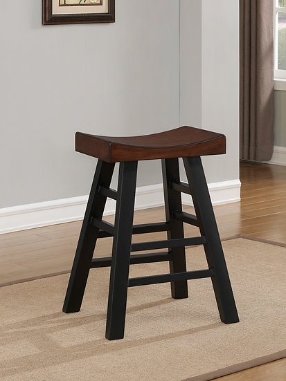 Cheyenne Stool in Sable