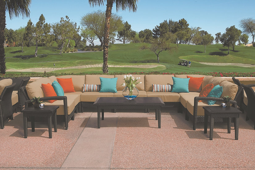 Evo Outdoor Seating Collection