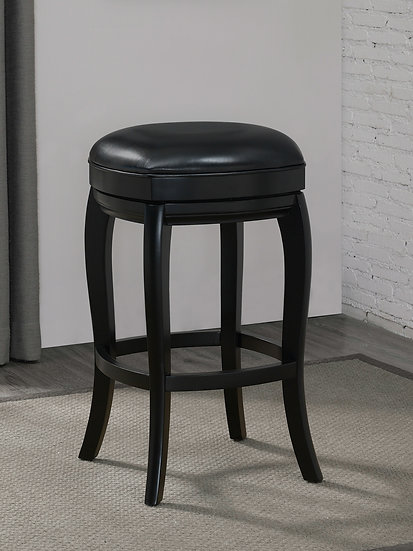 Madrid Stool in Black
