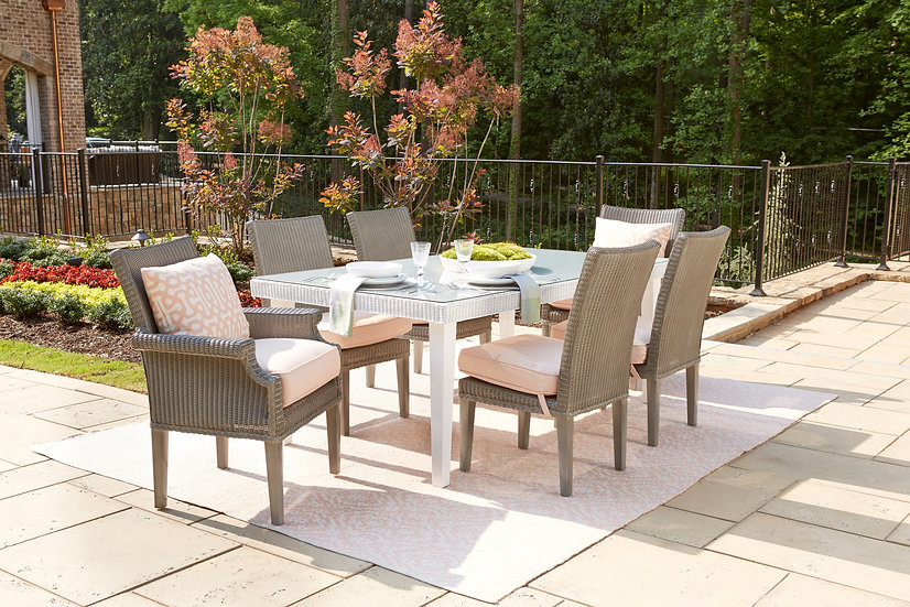Hamptons Outdoor Dining Collection