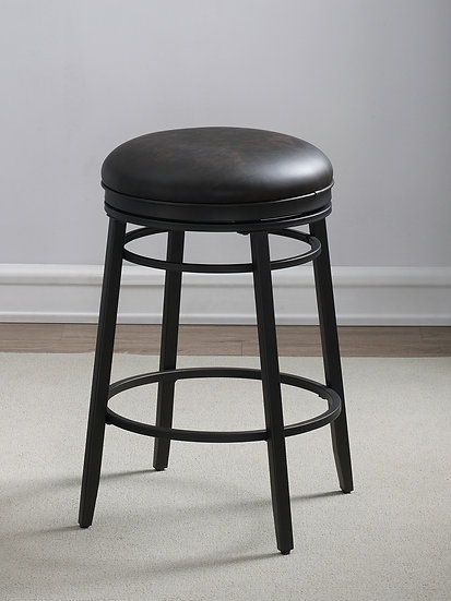 Silvano Stool in Pepper