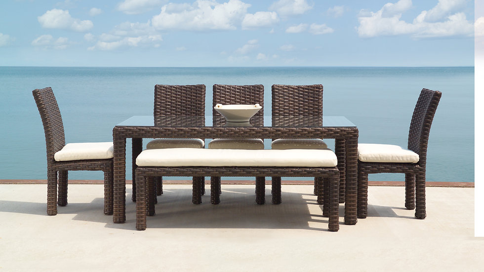 Contempo Outdoor Dining Collection