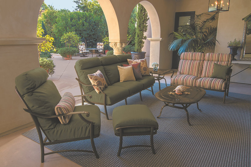 Montreaux Cushion Outdoor Seating Collection