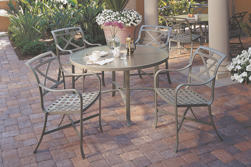 Palladian Outdoor Dining Collection
