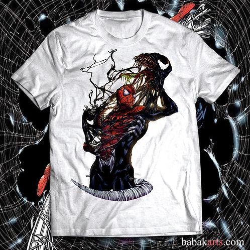 Venom vs Spiderman T-shirt, Spiderman t shirt Venom t shirt