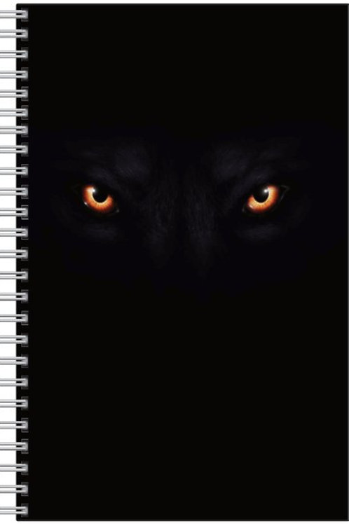 The Black Wolf Notebook