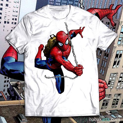 Spiderman T-shirt, Spiderman Comics t shirt