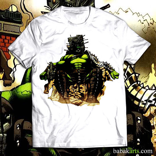 Hulk T-shirt, The incredible hulk t shirt/Comics