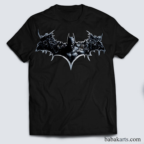 Batman T-Shirt - Batman shirts