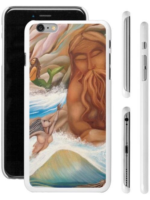 Mermaids in Wonderland Mobile Case