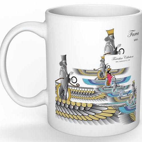 Faravahar Collections Mug