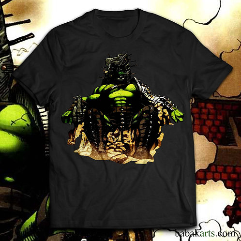 Hulk T-shirt, The incredible hulk t shirt/Comics