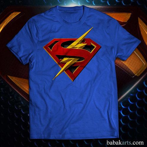 Superman logo T-Shirt - Superman comics shirts