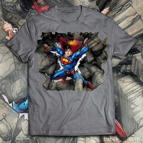 Superman T-Shirt - Superman comics shirts