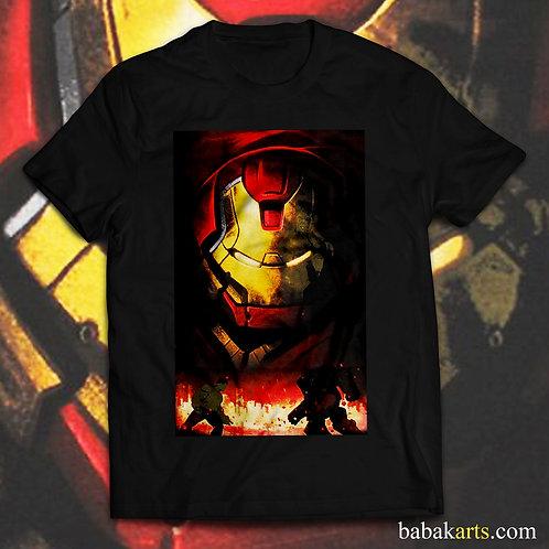 Iron Man  T-Shirt - Iron Man Marvel shirts