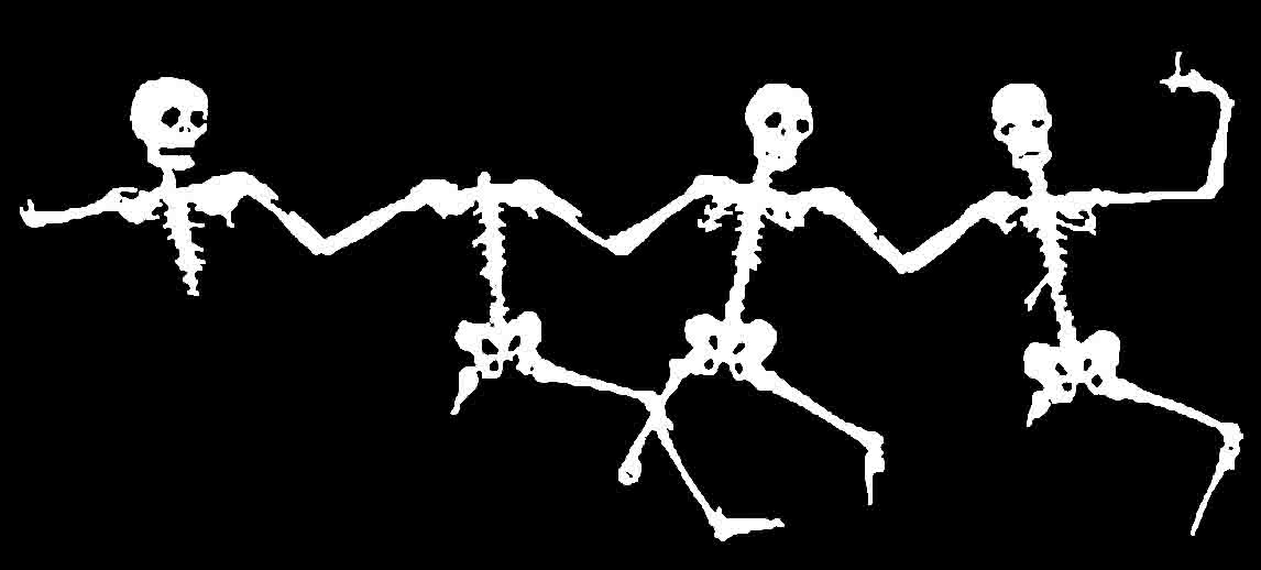 Global Arts, Fashion, Craft and Animation Supplies - babakarts  -Skeleton Character