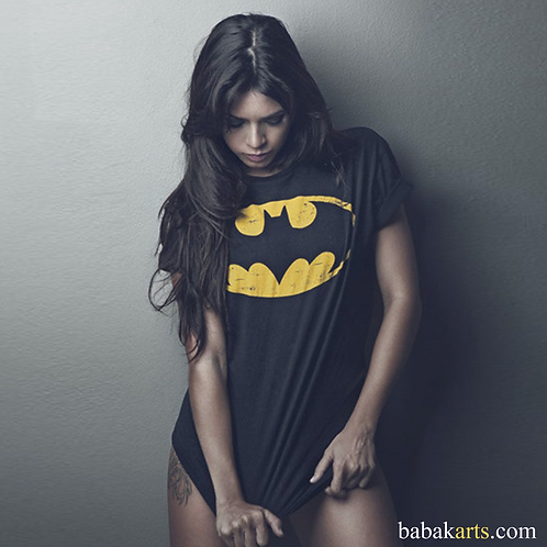 Batgirl T-Shirt - Batgirl clothes - Batman comics shirts