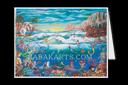 Mermaids in Wonderland