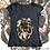 Thumbnail: Halloween T-Shirt - Nightmare before Christmas - Jack Skellington and Sa